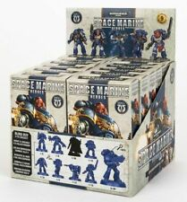Space Marine HEROES Series 1 Collectable Booster Box - 12 Models SEALED NEW