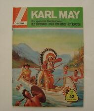 Karl May (Lehning, Gb.) Nr. 52 Zustand 1-2