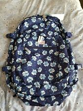 Cath Kidston Backpack Voyage Floral Travel backpacking  2 In 1 Bags 💜 trekking