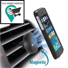 Mobile Phone Car Mount Universal Air Vent Magnetic Holder Gps Cell Stand