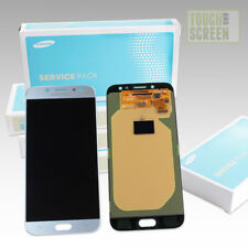 100% Original Samsung Galaxy J7 (2017) J730F Display Screen silber silver