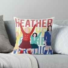 Heathers The Musical Pillow Case, Heathers The Musical Pillow Cover