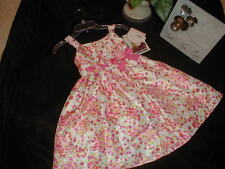 NWT SUMMER BIRTHDAY PARTY HOT PINK Floral YOUNGLAND Dress~ size 6 Easter Spring