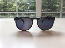 Nau Clip On Glasses Sunglasses Blue Reading Eye Italian