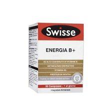 SWISSE énergie B+ HAUT CONTIENT VITAMINES 50 Comprimés