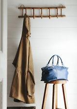 Status Anxiety Passing Moment Genuine Leather Handbag/Shoulder Bag Blue