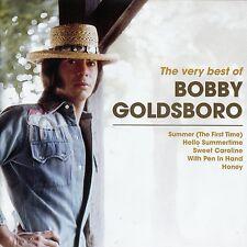 BOBBY GOLDSBORO : THE VERY BEST OF BOBBY GOLDSBORO / CD - TOP-ZUSTAND