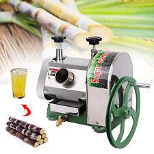 Ridgeyard 304 Stainless Steel Commercial Manual Sugarcane Juice Extractor