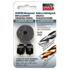 Haron REPLACEMENT GRINDING WHEEL Multi-Sharp Drill Bit Aluminium Oxide AUS Brand