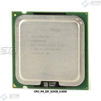 Intel Pentium 4 531 3.0GHz SL9CB LGA775 CPU Working Pull