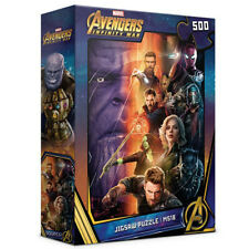 Marvel Avengers Infinity War Collection  Jigsaw Puzzle 500 Pieces Toys Hobbies