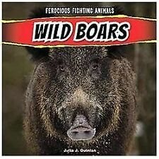 Wild Boars (Ferocious Fighting Animals)