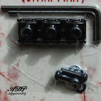 Locking Nut  Gotoh  Floyd Rose 43mm Vissage Arrière Cosmo Black FGR-11CK