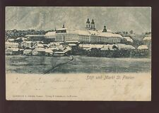 More details for austria st florian 1902 early ub ppc linz station