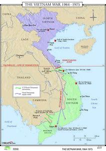 177 The Vietnam War, 1964-1975