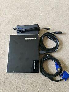 Lenovo IdeaCentre Q180 Mini NUC PC2.13GHz 4GB 500GB SSHD Radeon HDMI WiFi Win10