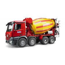 Bruder Toys - Mercedes-Benz Arocs Cement Mixer Truck - NEW IN BOX
