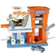 Matchbox Garage Adventure Toy Play Set
