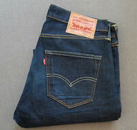 Herren Jeans LEVIS LEVI´S 501 Original Fit Blue Lane W32 L32