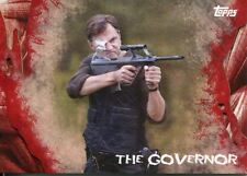 Walking Dead Survival Box Base Card #15 The Governor