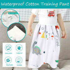 JKHK Comfy Childrens Diaper Skirt Shorts 2 in 1 Waterproof and Absorbent Shorts for Baby Toddler New