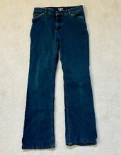 J.Jill Womens Jeans Dark Blue Jean Size Sz 8 Denims