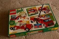 Lego Basic Building Set - 735 - from 1990 - incomplete set