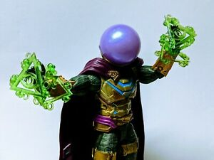 Mysterio Green Magic Effects Marvel Legends 1/12