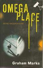 Omega Place, Graham Marks, Very Good condition, Book