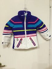 Obermyer Girl's Small to Tall Size 4 Ski Jacket