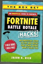 The Unofficial Guide to Fortnite - Fortnite Battle Royale Hacks - 3 Book Box Set