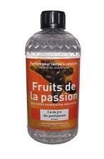 PARFUM INTERIEUR FRUIT PASSION POUR LAMPE A CATALYSE 500 ML huiles essentielles
