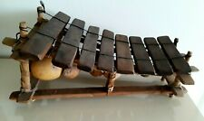 West African Balaphone Percussion Xylophone Handmade Musical Instrument