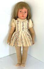 Vintage German Kathe Kruse Doll #550690 (022)