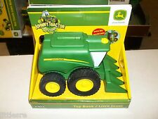 """NEW JOHN DEERE COREY COMBINE TRACTOR BOOK """"IT'S COMBINE TIME"""" AGES 1 1/2 AND UP"""