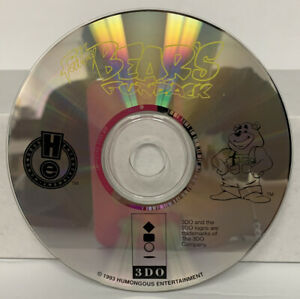 Fatty Bear's Fun Pack (Panasonic 3DO) Disc Only FAST SHIPPING!