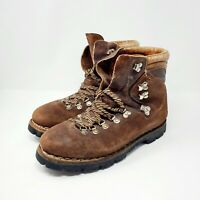 Vintage Work Hiking Boots Men's 10.5 Vibram soles Genuine Authentic