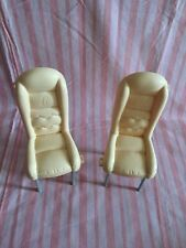 2014 Barbie Dream Camper Motor Home Rv Sku# Cjt42 Dining Room Chairs Only