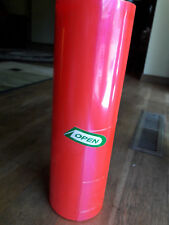 PINK Headlight Taillight Vinyl Tint Film // Approx. 1 ft x 6 ft //