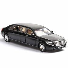 Mercedes-Benz S650 Limousine V12 1:32 Model Car Diecast Gift Toy Vehicle Black