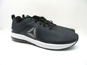 Reebok Men's Jet Dashride 6 Running Shoes CN5445 Black/Coal/Ash Gray/Silver 12M