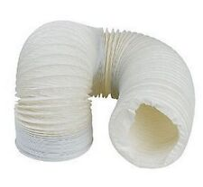 "For White Knight Tumble Dryer Vent Hose 4Mtr (13ft) 4"" Diameter 102mm Extra Long"