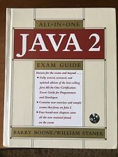 Java 2 Certification All-in-One Exam Guide by William Stanek & Barry Boone 2000