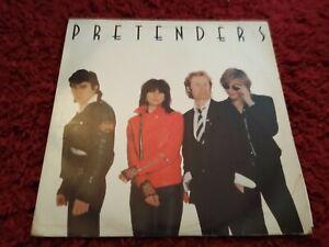PRETENDERS - Pretenders - Vinyl LP *With Inner Picture Sleeve*