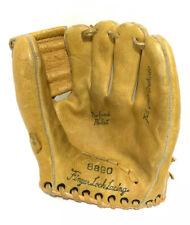 "Softball Glove Wales Mitt Pro Finger Lock Lacing Full Grain Right Hand Throw 10"""