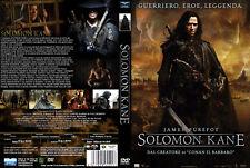 Solomon Kane (2009) DVD