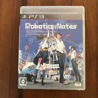 PS3 Robotics;Notes 17803 Japanese ver from Japan
