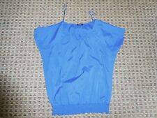 M&CO-LADIES TOP BLOUSE TSHIRT SIZE 12 SUMMER PARTY formal WORK BUSINESS EVERYDAY