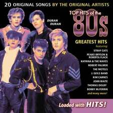 Top Hits of the 80s: Greatest Hits NEW CD