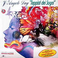 "TEPPISTI DEI SOGNI - V' Angelo Day 1991 LP 12"" SIGILLATO RARO"